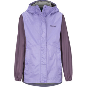 Marmot PreCip Eco Chaqueta Niñas, violeta